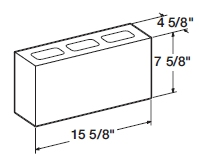 Regular Concrete Block Units