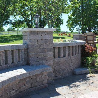 Colonial Wall - Onyx Toffee