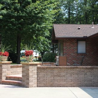 Colonial Wall - Sandstone Brown