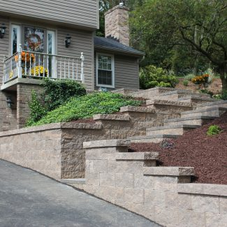 Compac Straight Face - Sandstone Brown